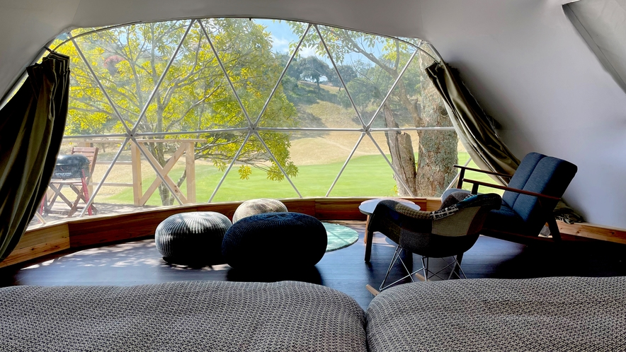 DOME TENT Glamping