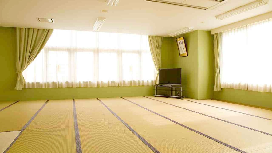 Tatami Room(27畳)