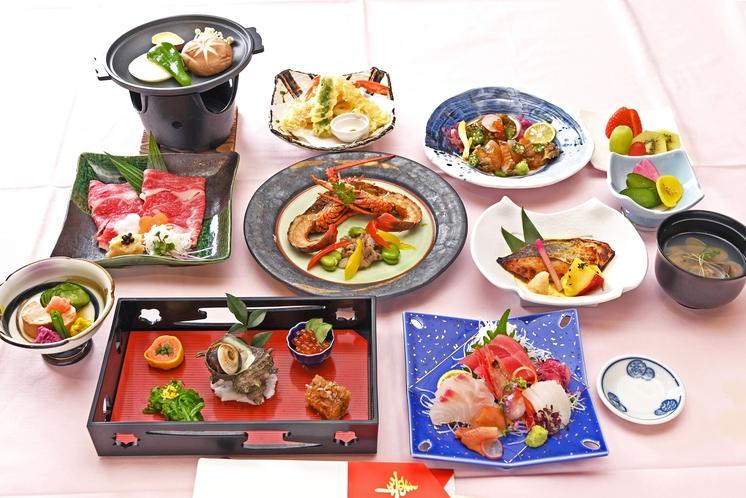 【年末年始特別料理】夕食