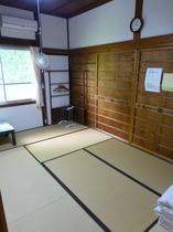 宿泊室 すぎ(7畳半)