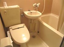 バストイレ(ウォシュレット付き)