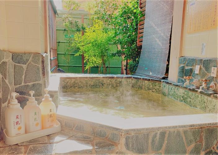 R101客室露天風呂イメージ