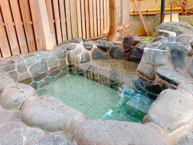 R105 客室露天風呂