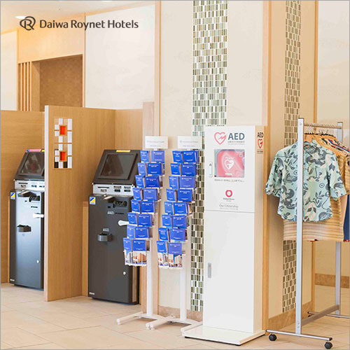 観光・ショッピング・マリンアクティビティなどの情報満載。パンフレットコーナーございます