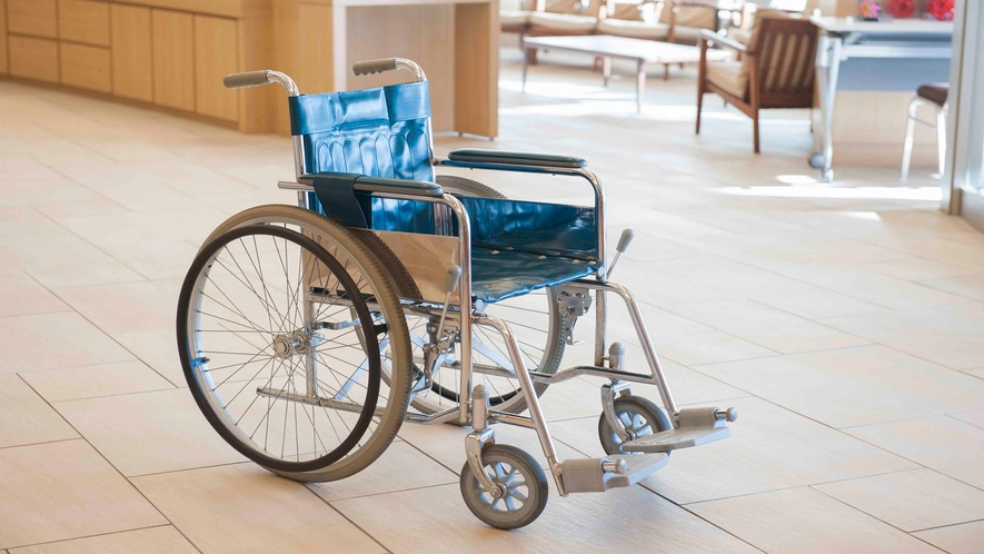 レンタル用車椅子(事前予約制)