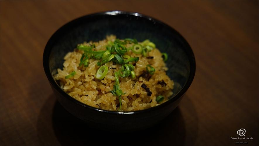 沖縄の炊き込みご飯◆じゅーしー