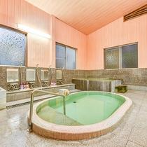 *【大浴場:女湯】温度の違う極上の湯をご堪能下さい。