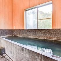 *【大浴場:ぬる湯】とろとろを実感!じっくりと浸かって癒されましょう♪