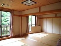 東俣谷研修館 畳部屋