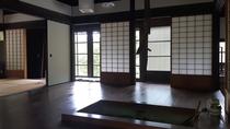 ・かるかや「丹沢」室内