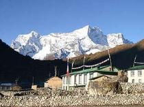 ネパールのヒマラヤ。友達から送ってもらいました7
