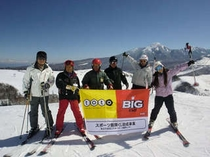 シニアスキー教室IN車山高原スキー場