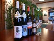 フランス・ドイツ・チリ産のワインを取り揃えております②
