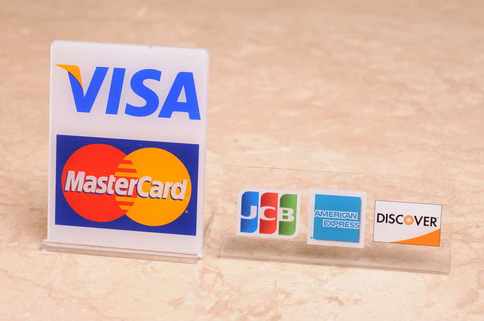 【お支払い】クレジットカード各種利用可能です。