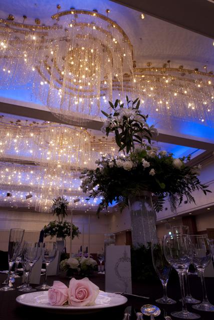 【3F銀河の間】幻想的で華やかなパーティー会場