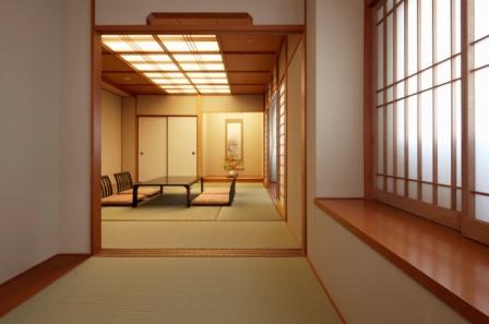 【次の間】和室には次の間がございます。