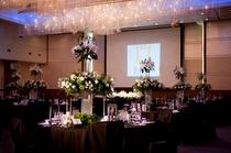 【3F銀河の間】結婚式・宴会にご利用いただけます。