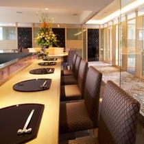 和食レストラン 銀明翠 朝食会場