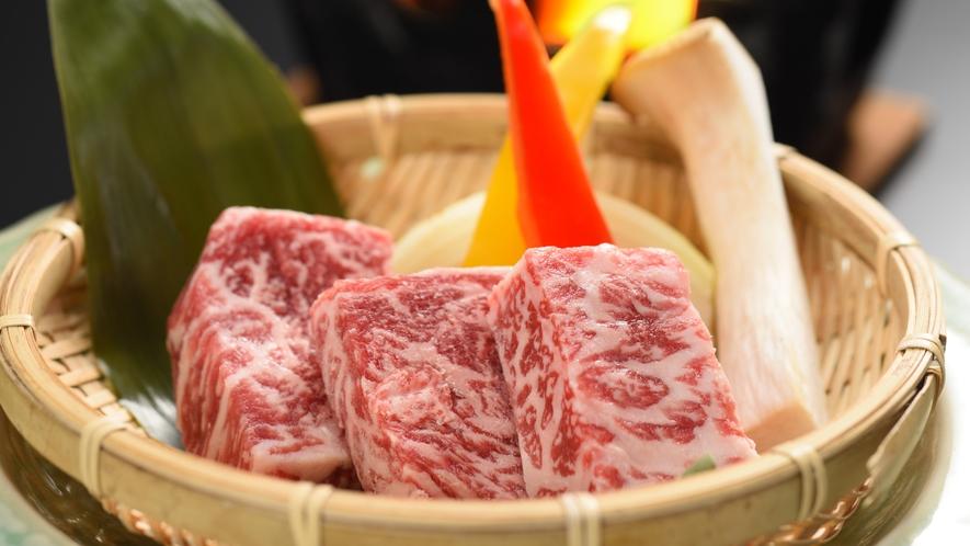 バイキング別料理:黒毛和牛鉄板焼き