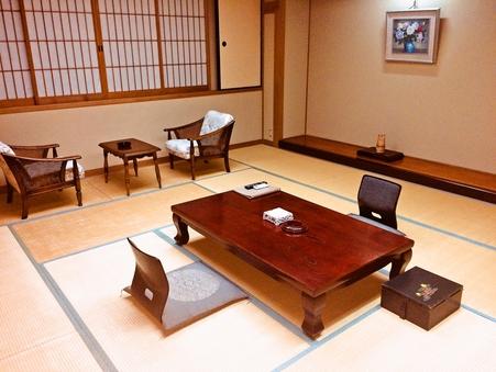 【禁煙室】海側15畳和室トイレ付【日本海が一望できるお部屋】