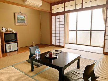 【禁煙室】10畳和室 トイレ付【日本海が一望できる お部屋】