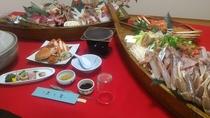 タグ付き松葉蟹会席2018秋4