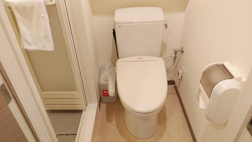 ■トイレ(温水洗浄器付き便座)