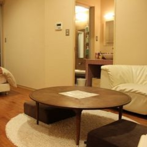露天風呂付客室-桜