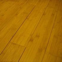 割り竹の床材