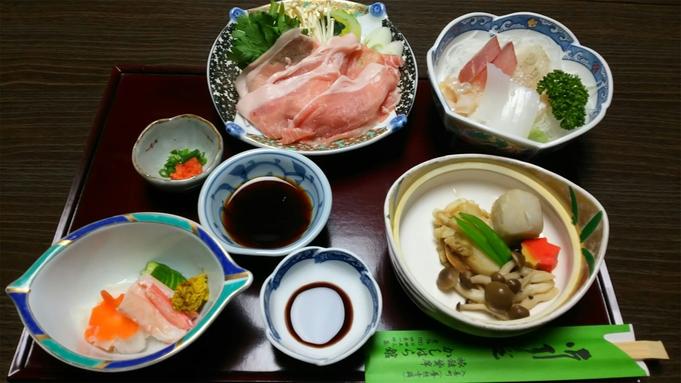 【2食付】当館一押し★富山の四季折々の山海の幸をたっぷり楽しめる人気の夕食(現金特価)