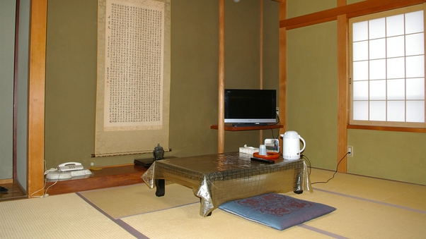 和室8畳(トイレなし)