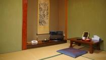 *【和室6畳一例】畳のお部屋でゆっくりお寛ぎください。