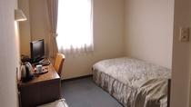 *【洋室シングル一例】ビジネスや一人旅におすすめのお部屋です。