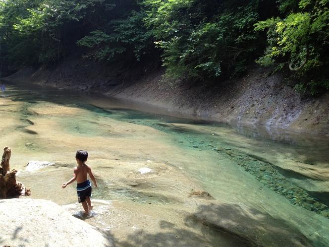 木の俣川渓谷