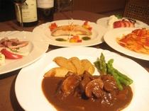 ご夕食の一例1