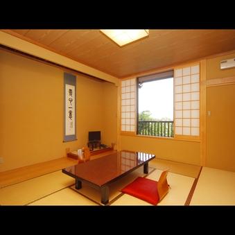 洗面所・トイレ付き◆新館: 和室◆