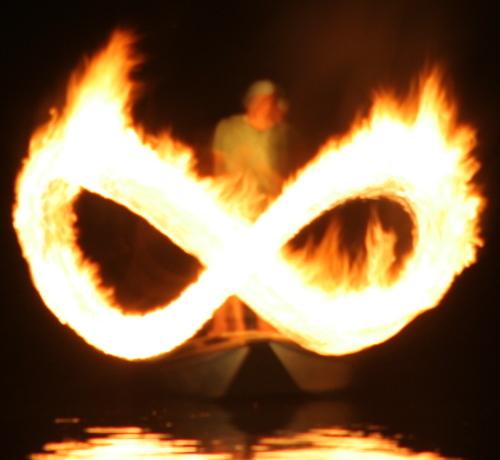火振り8の字5×5