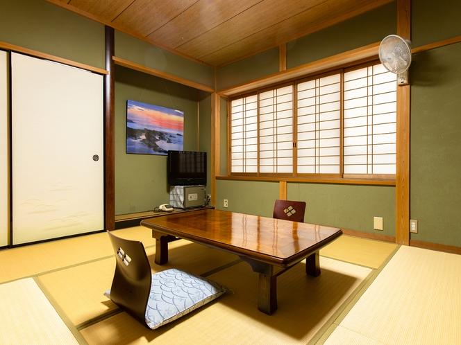 8畳客室の例