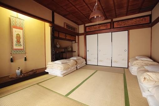 和室A【1〜5人部屋】個室