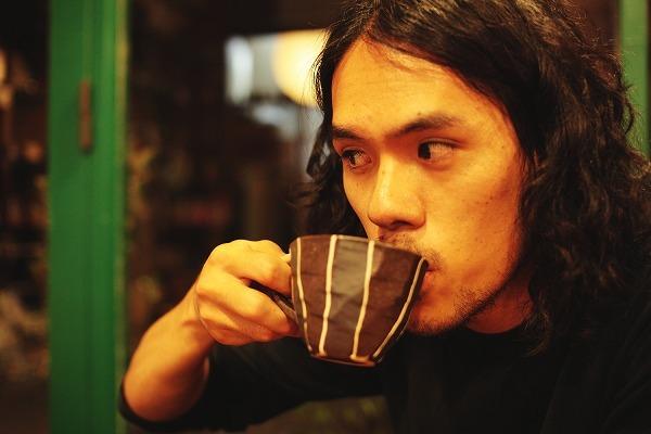 自家焙煎有機コーヒー