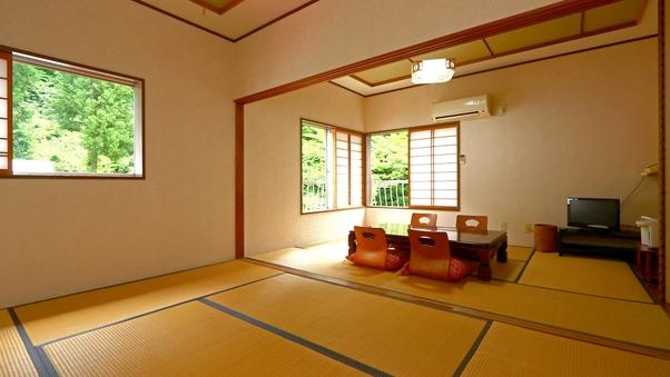 【ペットOK】本館和室12畳