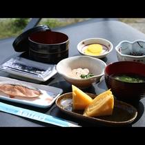 和・洋 選べる朝食(お写真は和食☆)