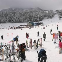 スキー・スノボを思いっきり楽しみたい人にぴったりです