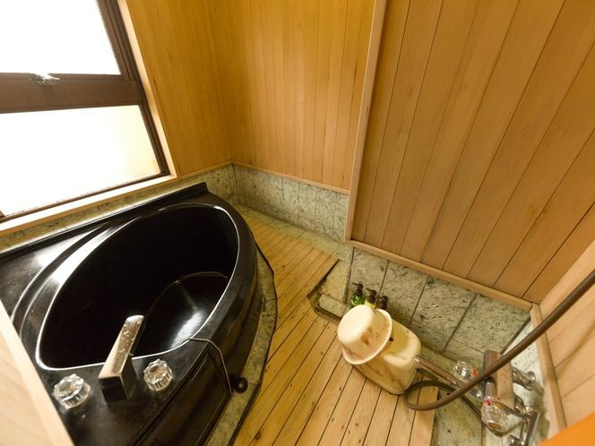 本館 デラックススイート【半露天風呂付客室】