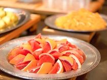 ビュッフェ(朝食例)