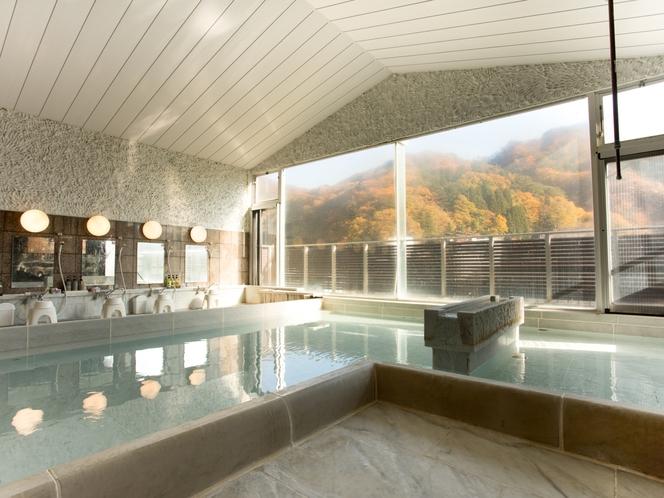 大浴場「十三泉」