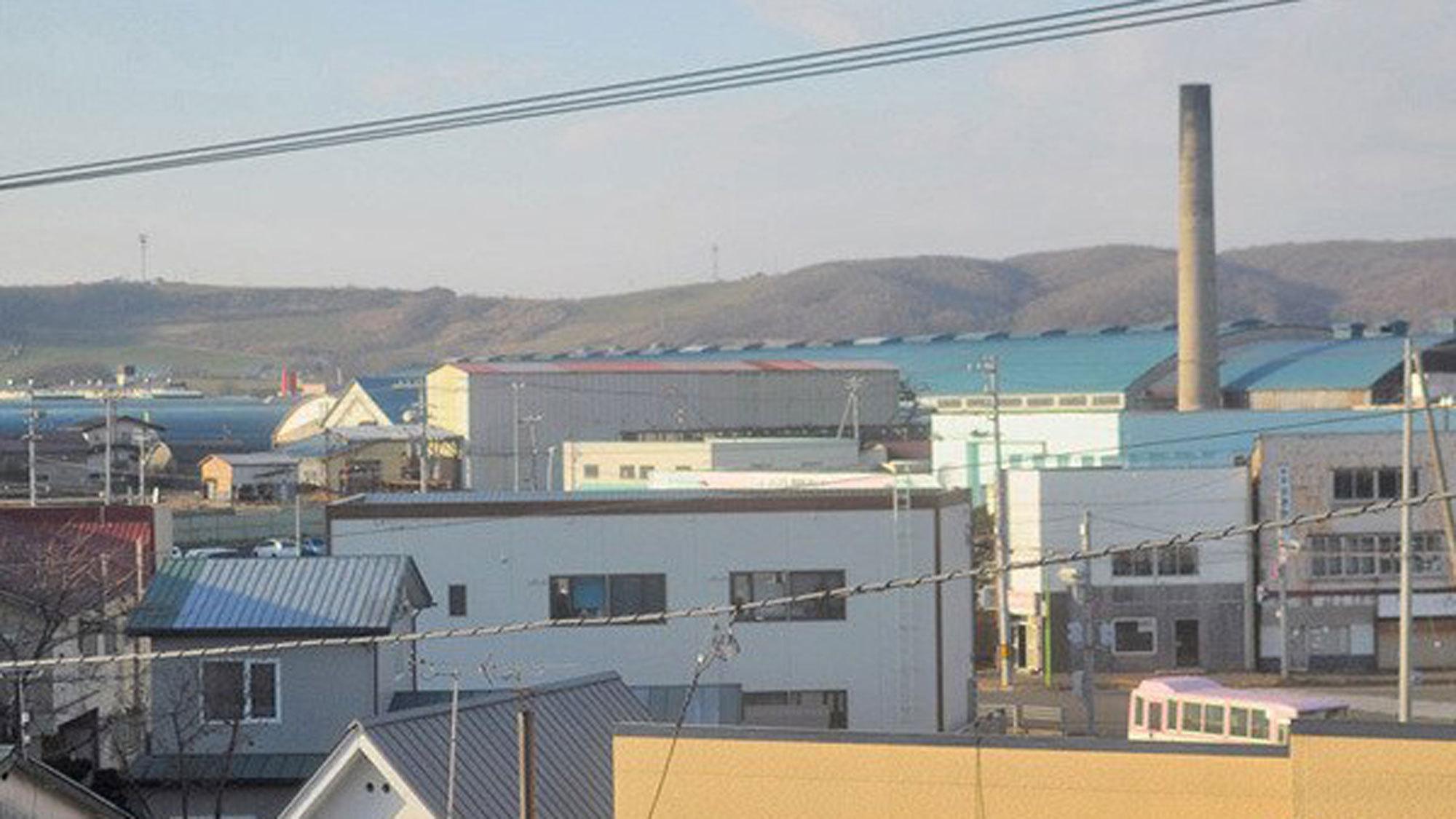 【窓からの景観】