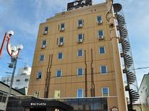 【ホテル全景】