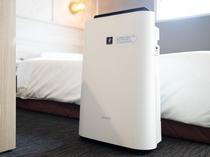 ■加湿機能付き空気清浄機