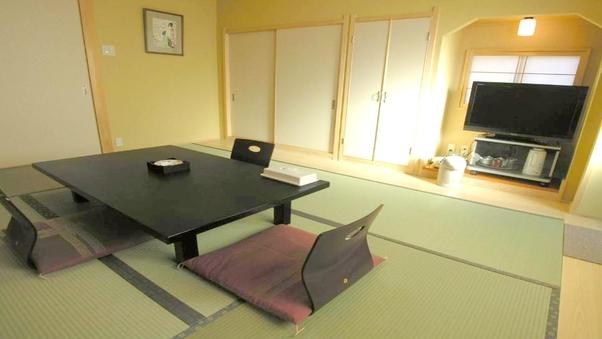 トレインビュー露天風呂付_和室(202号室)
